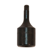 "K Tool 21610 Socket, 1/4"" Drive, T10 Internal Torx, Made in U.S.A."
