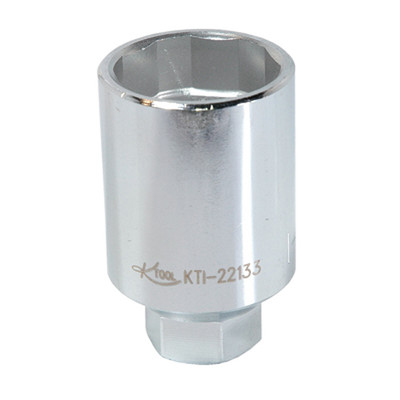 """K Tool 22133 Oil Sending Unit Socket, 3/8"""" Drive, also for Stoplight Switch Replacement"""