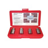 "K Tool 23900 Stud Remover Set, 4 Piece, 1/2"" Drive"