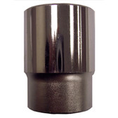 "K Tool 24134 Chrome Socket, 3/4"" Drive, 1-1/16"", 6 Point, Shallow"