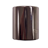 "K Tool 27518 Chrome Socket, 3/8"" Drive, 18mm, 12 Point, Shallow"