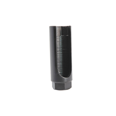 "K Tool 32229 Oxygen Sensor Socket, 3/8"" Drive, Side Cutout, 1"" Hex Bolster"