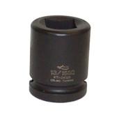"K Tool 34026 Impact Budd Wheel Socket, 3/4"" Drive, 13/16"" Square, Shallow"