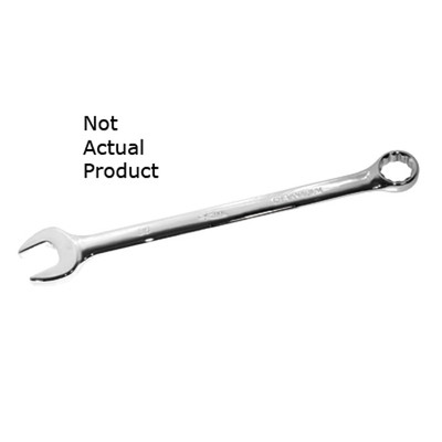K Tool 41815 Combination Wrench, 15mm, 12 Point, High Polish