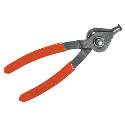 K Tool 55142 Snap Ring Pliers, .070 Ninety Degree Tip, Internal and External, Vinyl Grips, Made in U.S.A.
