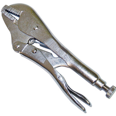 "K Tool 58717 Adjustable Locking Pliers, 7"" Long, 1-1/2"" Capacity"
