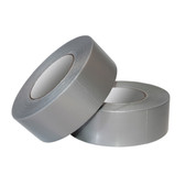 "K Tool 73560 Duct Tape, 2"" x 60 Yards, All Purpose, Gray, Sold Individually, Made in U.S.A."