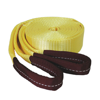 "K Tool 73810 Tow Strap 2"" x 20' 15,100 lb Capacity - Looped Ends"