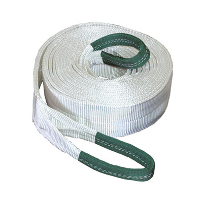 "K Tool 73813 Tow Strap 4"" x 30' 40,000 lb Capacity - Looped Ends"