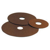 "K Tool 85006 Replacement Backing Pad Set, 3 Piece, 3"", 4-1/2"", 5"" Diameter"