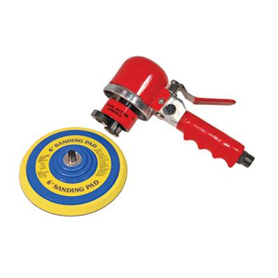 """K Tool 85846 Dual Action Air Sander, 6"""" Diameter Pad, 10,000 RPM"""