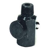 "K Tool 89191 In-Line Air Pressure Regulator, 1/4"" NPT Threads"