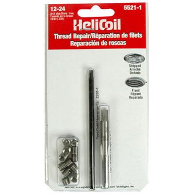 Helicoil 5521-1 Thread Repair Kit, 12 - 24 NC