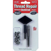 "Helicoil 5521-4 Thread Repair Kit, 1/4"" x 20 NC"
