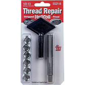 "Helicoil 5521-8 Thread Repair Kit, 1/2"" x 13 NC"