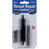 Helicoil 5546-6 Thread Repair Kit, 6mm x 1.00 NC