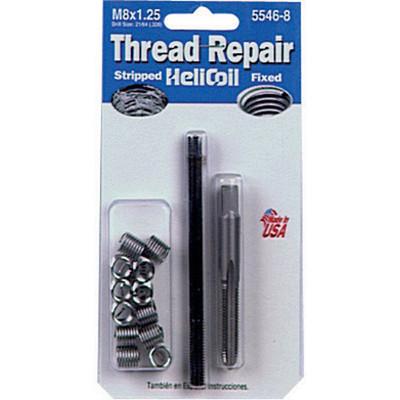 Helicoil 5546-8 Thread Repair Kit, 8mm x 1.25 NC