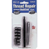 Helicoil 5546-9 Thread Repair Kit, 9mm x 1.25 NC