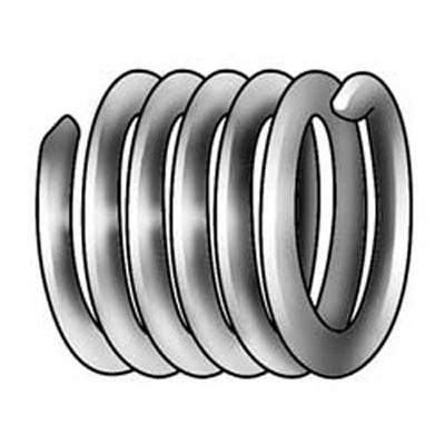 """Helicoil R1185-7 Replacement Inserts, 7/16"""" x 14 NC, 6 Pack"""