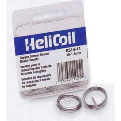 Helicoil R514-11 Oxygen Sensor Thread Repair In