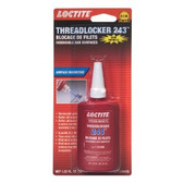 Loctite 1330906 Threadlocker 243 High Strength