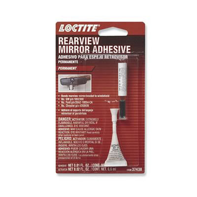 Loctite 37438 Rearview Mirror Adhesive