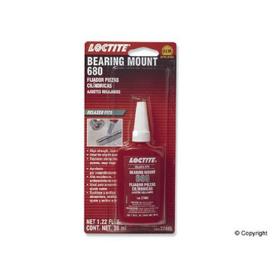 Loctite 37485 Bearing Mount 680 - High Strength