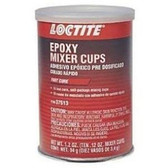 Loctite 37513 Epoxy Mixer Cups - Fast Cure