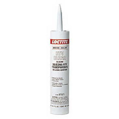 Loctite 37521 RTV Silicone Clear - Adhesive/Sealant