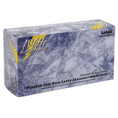 White Lightning WL-L Latex Gloves Large
