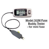 Electronic Specialties 301M Fuse Buddy DMM Adapter - Mini Fuse