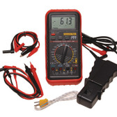 Electronic Specialties 585K Deluxe Automotive Meter w/Case