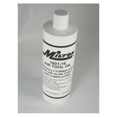 Milton 1001-16 Tool Oil, 16oz., Flip Top