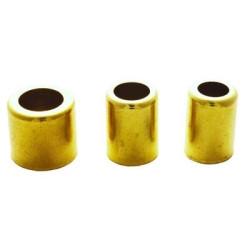 """Milton 1654-3 1"""" x .562"""" ID Brass Ferrule"""