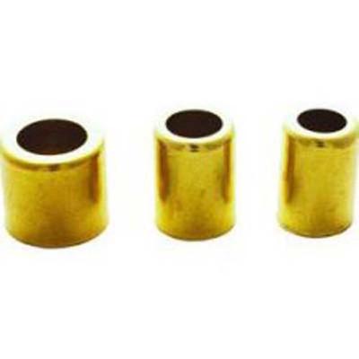 """Milton 1654-8 1"""" x .718"""" ID Brass Ferrule"""