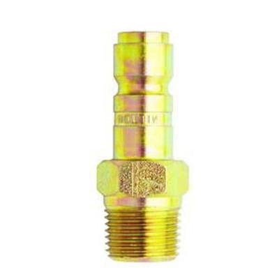 "Milton 1819 3/8"" Male Plug G-Style"