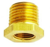"Milton 650 Red. Bushing, M. 1/4"" x F. 1/8"