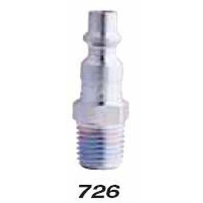 "Milton 726 1/8"" Male Plug M-Style"