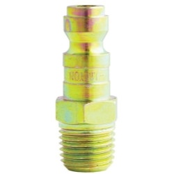 "Milton 783 1/4"" Male Plug T-Style"