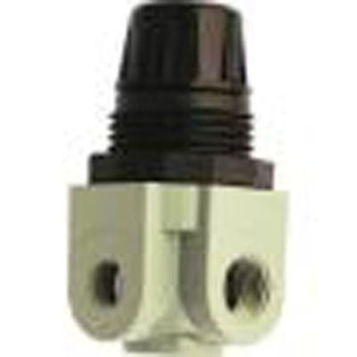 "Milton S1145 Mini Regulator 1/4"" NPT"