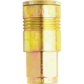 "Milton S1803 1/4"" Female Coupler P-Style"