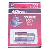 "Milton S1805 3/8"" Female Coupler P-Style"