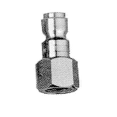 "Milton S1810 1/4"" Female Plug P-Style, 2/cd"
