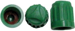 Milton S436 Dome Cap, Metal, 5 /card