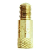 "Milton S441 3/4"" Metal Valve Ext., 4 /card"