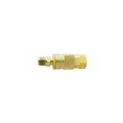 """Milton S782 1/4"""" F. Coupler & M. Plug T-St"""