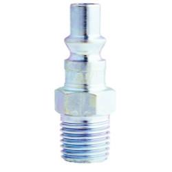 """Milton 777 1/4"""" Male Plug A-Style"""