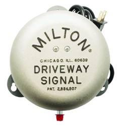 Milton 805 Driveway Signal Bell