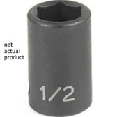 "Grey Pneumatic 1022M 3/8"" Drive x 22mm Standard Socket"