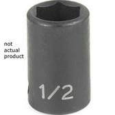 """Grey Pneumatic 1022M 3/8"""" Drive x 22mm Standard Socket"""